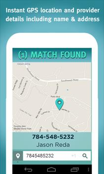phone number lookup search apk screenshot