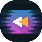 Reverse Video - Reverse Movie Fx icon