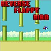 Reverse Flappy Bird icon