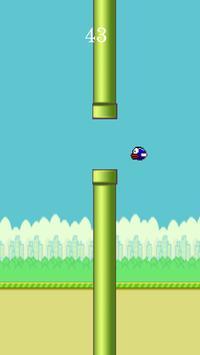 Reverse Flappy Bird apk screenshot