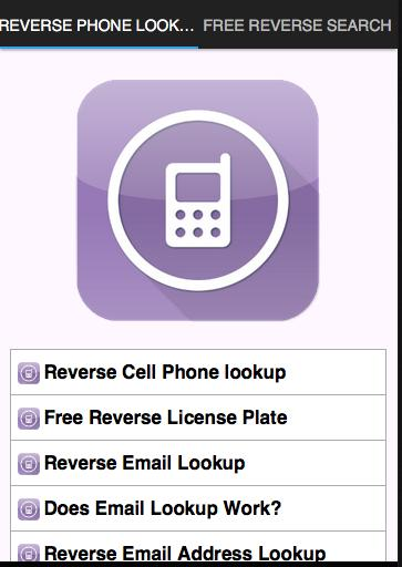 Reverse Phone Lookup Free for Android - APK Download
