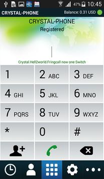 Crystal Phone apk screenshot