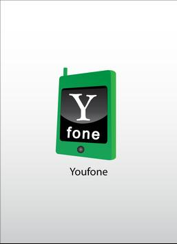 Youfone itel poster