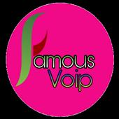 Famousvoip icon