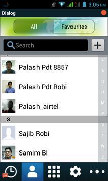 Dialog apk screenshot