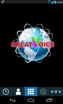 greatvoice poster