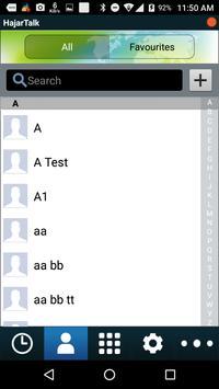 HajarTalk screenshot 1
