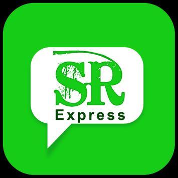 SR Express-Premium dialer poster