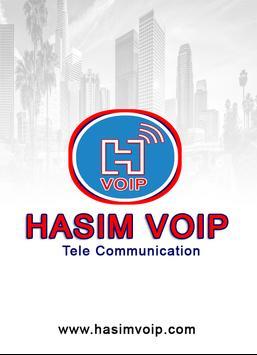 Hasim VoIP apk screenshot