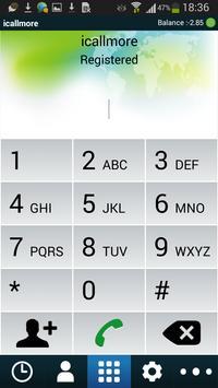 IcallMore -Dailer apk screenshot
