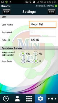 Moon Tel apk screenshot
