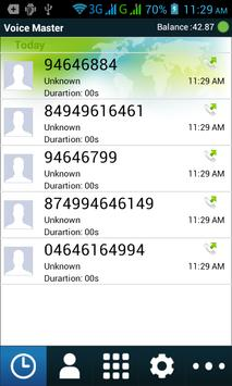 Voice Master apk screenshot