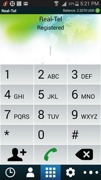 Real-Tel screenshot 1