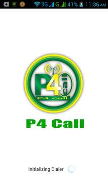 P4 Call poster