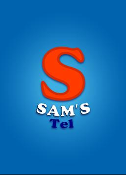 SAM'S Tel poster