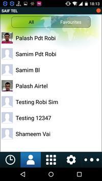 SAIF TEL screenshot 9