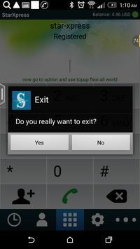 StarXpress apk screenshot