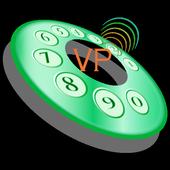 VP dialer icon