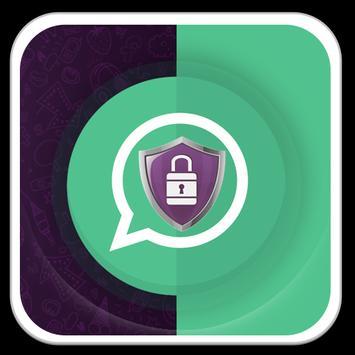 Lock Chat Screen Whatsapp poster