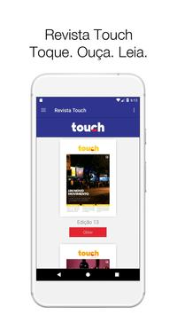 Revista Touch poster