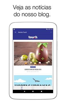 Revista Touch apk screenshot