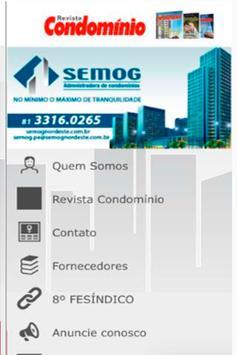 Revista Condomínio apk screenshot