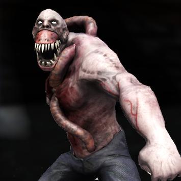 Virtual Reality Monster poster
