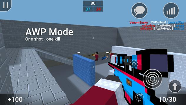 Block Strike apk screenshot