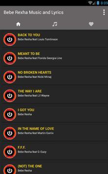 Bebe Rexha Music & Lyric 2018 poster