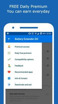 Battery Extender GO - Full Free poster