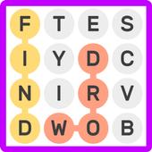Find Words Brain Game icon