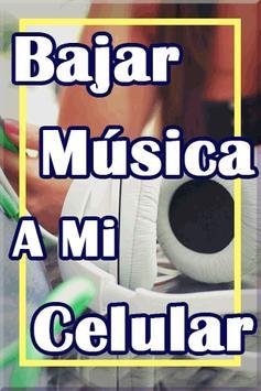Bajar Musica a mi Celular gratis TUTORIAL Fast poster