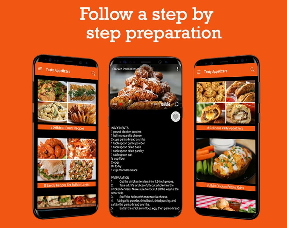 Taste delicious recipes 2018 for android apk download taste delicious recipes 2018 captura de pantalla 7 forumfinder Choice Image