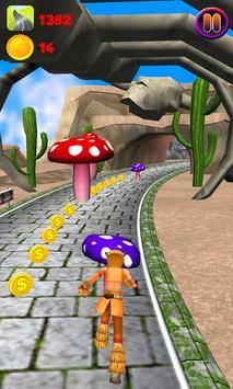 Royal Princess Runner: Rush Survival apk screenshot