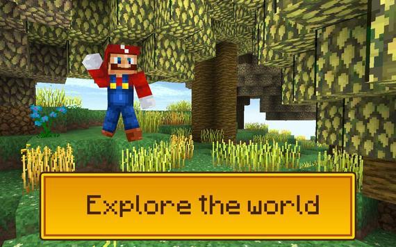 Mario Story: Craft Mode apk screenshot
