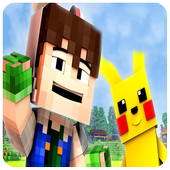 Pixelmon: Story mode Jungle GO icon