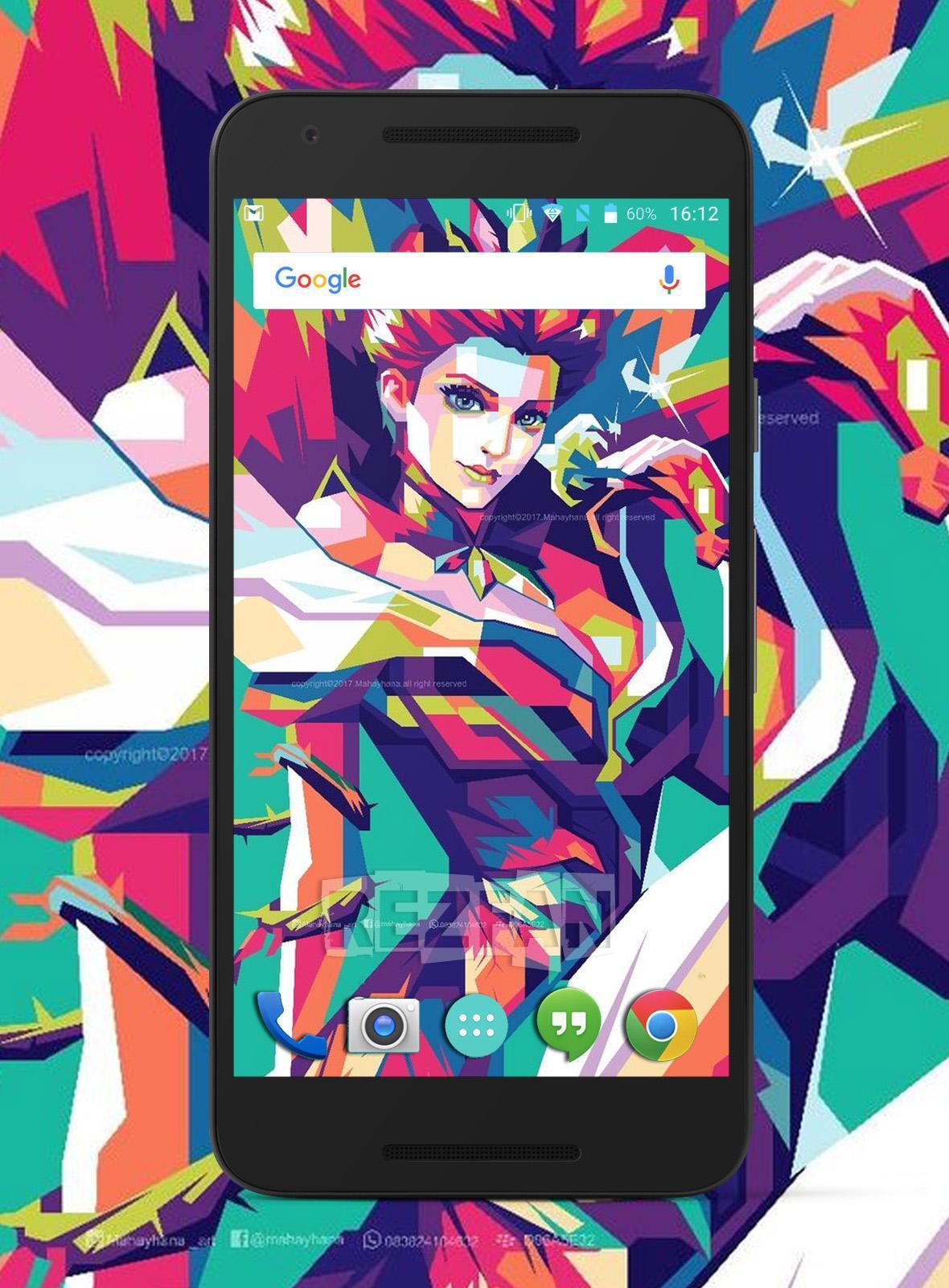 Wallpapers For Mobile Legendbang Bang For Android Apk