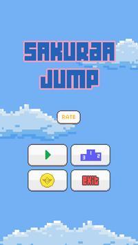 Sakura Jump poster
