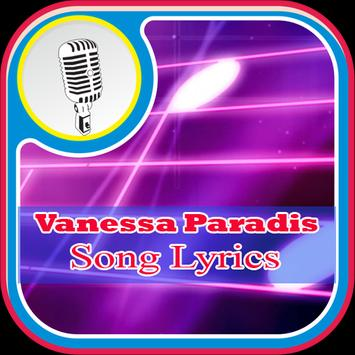 Vanessa Paradis Song Lyrics screenshot 1