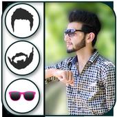 Man Hair and Beard Style 2018 icon