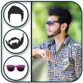 Man Hair and Beard Style 2018 icon