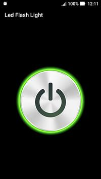 Led Flashlight Powerful apk screenshot