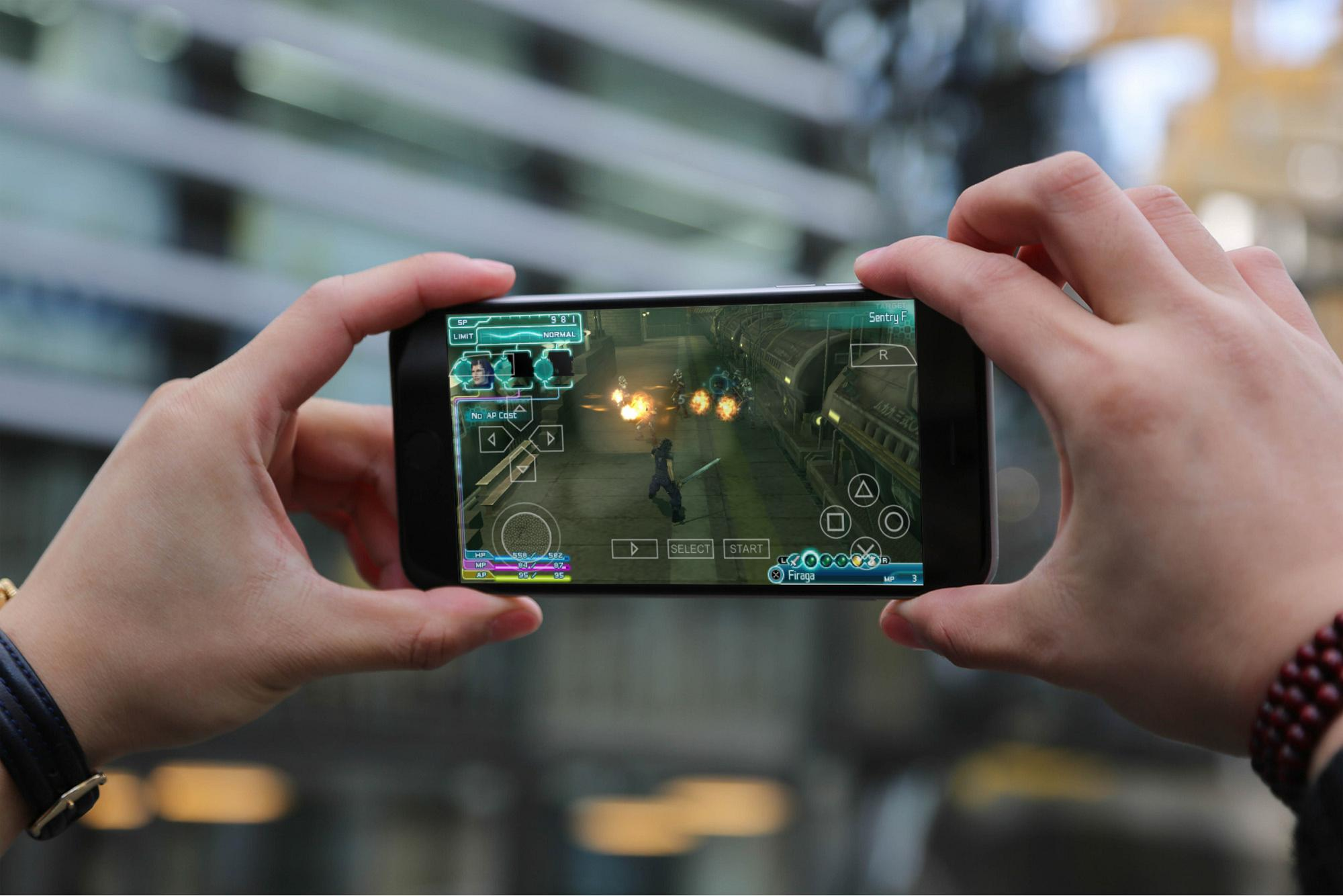 PSP DOWNLOAD for Android - APK Download