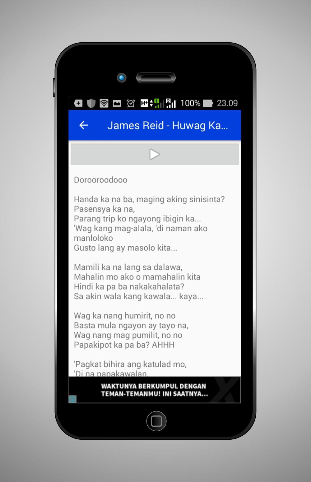 James Reid - Hanap Hanap for Android - APK Download