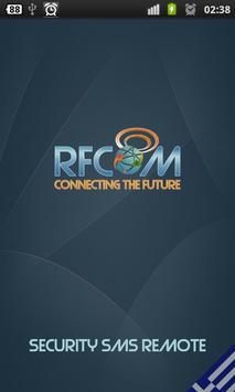 RFCOM SMS RISC0 poster