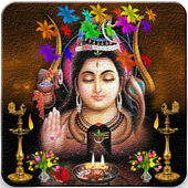 Lord Shiva Temple 3D icon