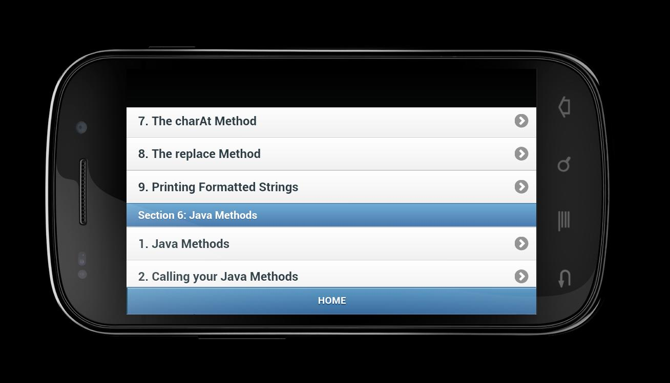 Learn Java for Android - APK Download