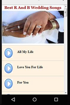 Rb Wedding Songs.Best R B Wedding Songs For Android Apk Download