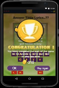 Guess Song McDavo apk screenshot