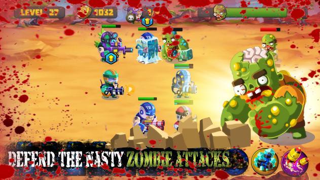 Commander Defense apk screenshot